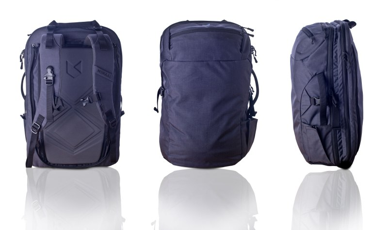 Minaal's better travel bag backpack review