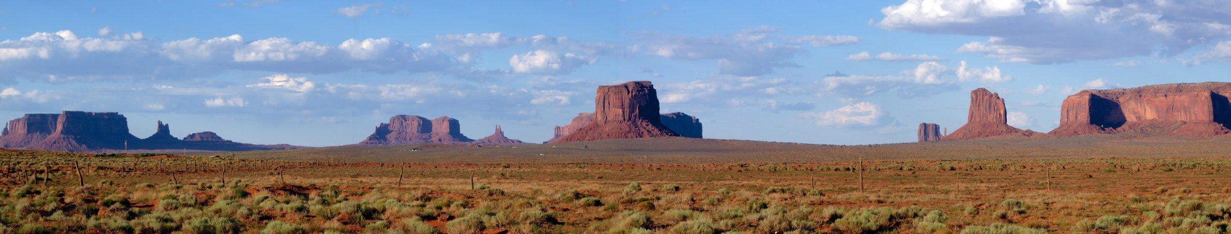 Monument Valley Navajo Indian Tribal Park Utah