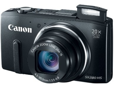 canon sx280 hs review digital camera