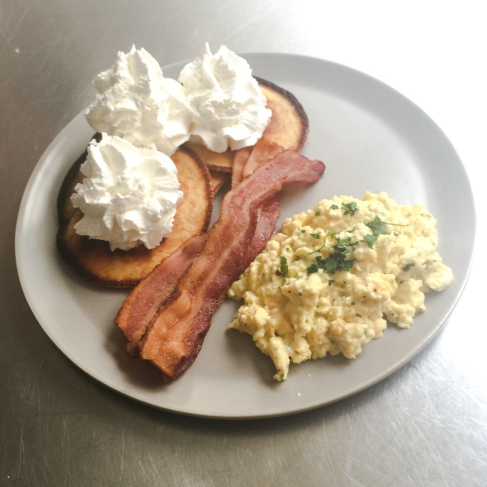 KETO BRUNCH RECIPES by Jen Fisch