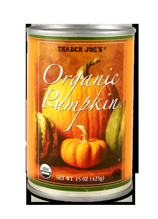 NOT Pumpkin Pie Mix! Organic Pumpkin!