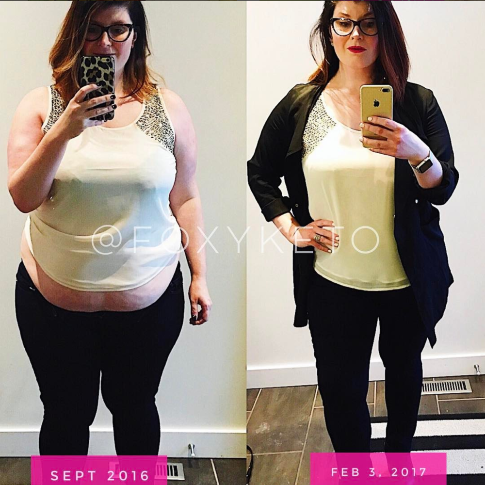 KETOGENIC TIPS & TRICKS INTERVIEW SERIES: MEET @FOXYKETO by Jen Fisch via Keto In The City