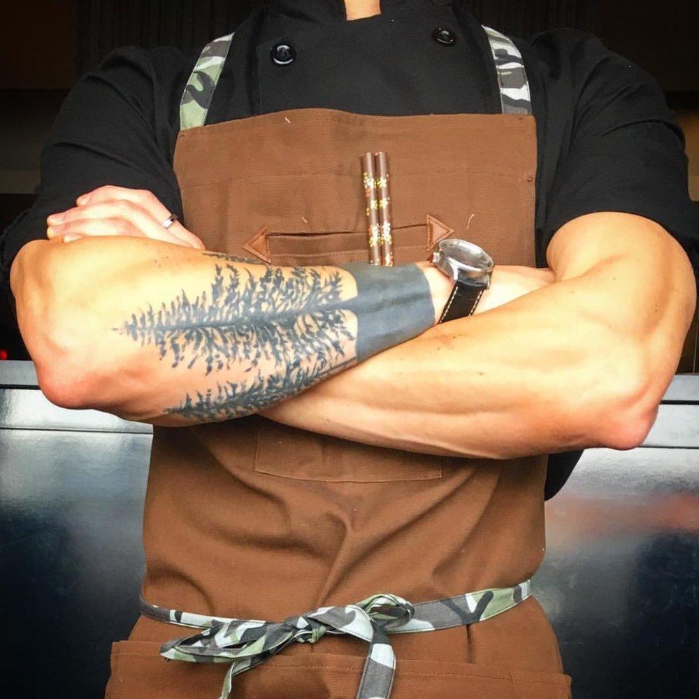 Chef Ruben Rapetti