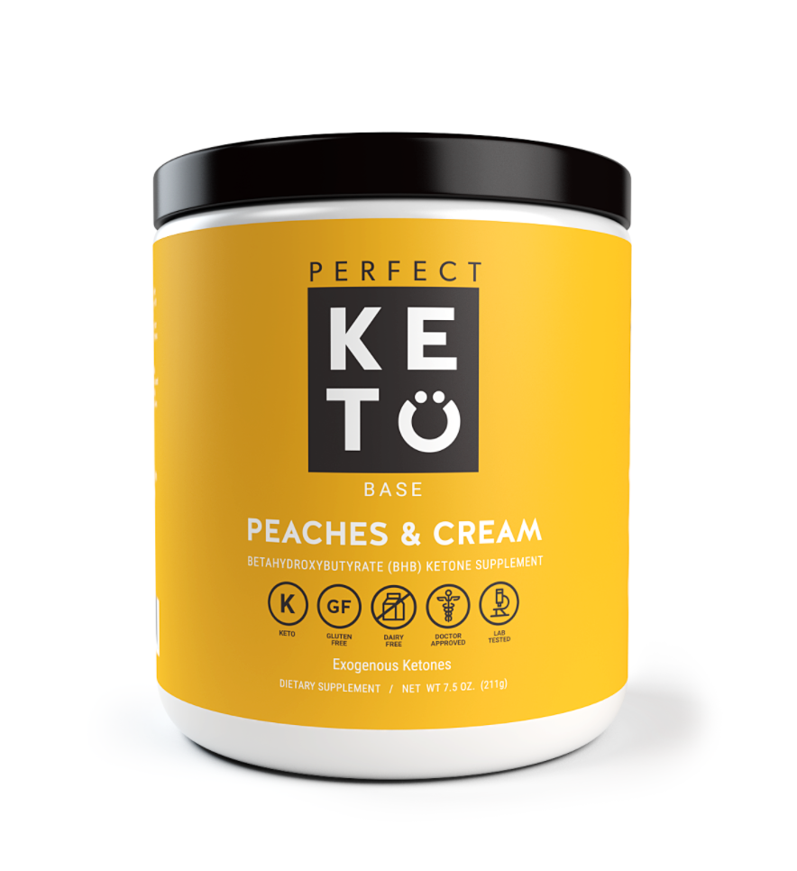 Peaches and Ketones:)