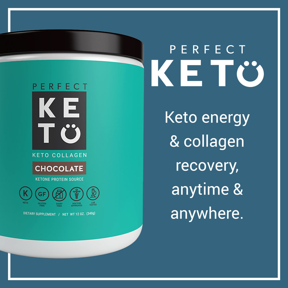 BE THE FIRST TO TRY PERFECT KETO COLLAGEN! GET 20% OFF! via Keto In The City
