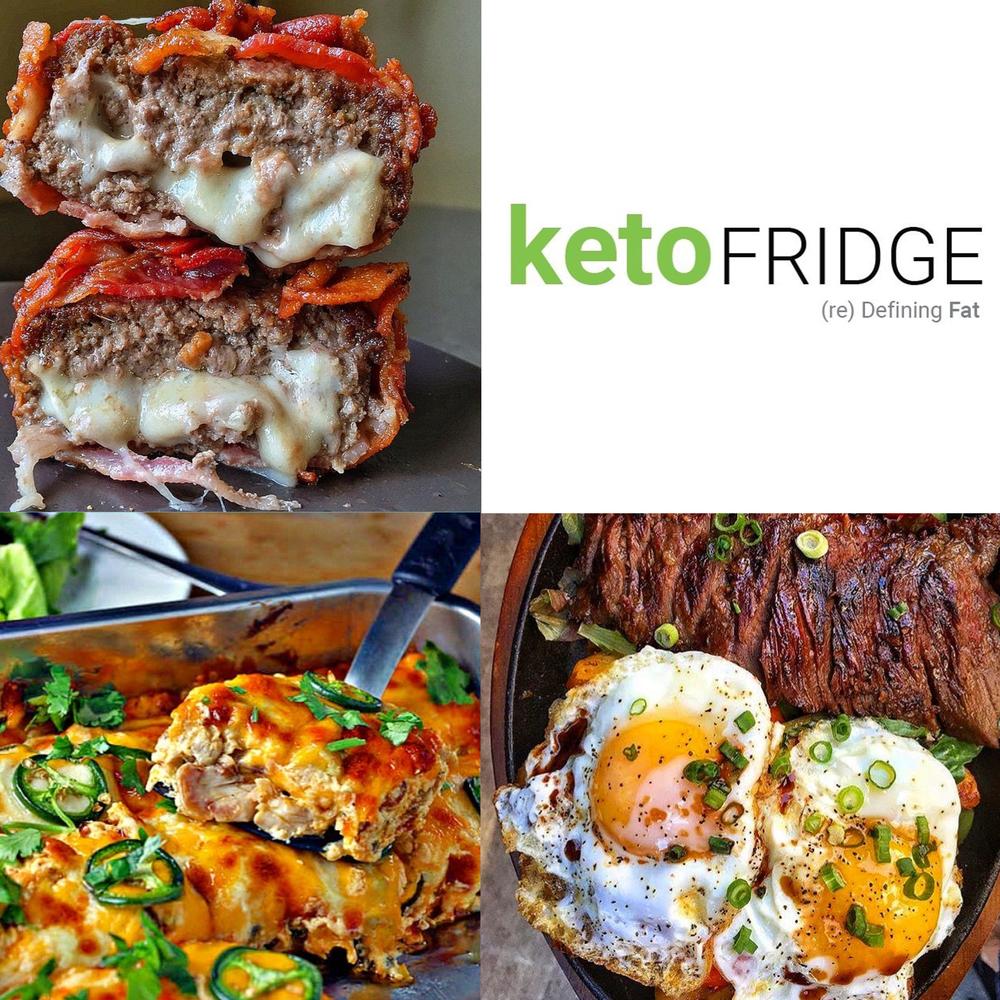 Shop Keto Fridge on Keto In The City by Jen Fisch via Keto In The City