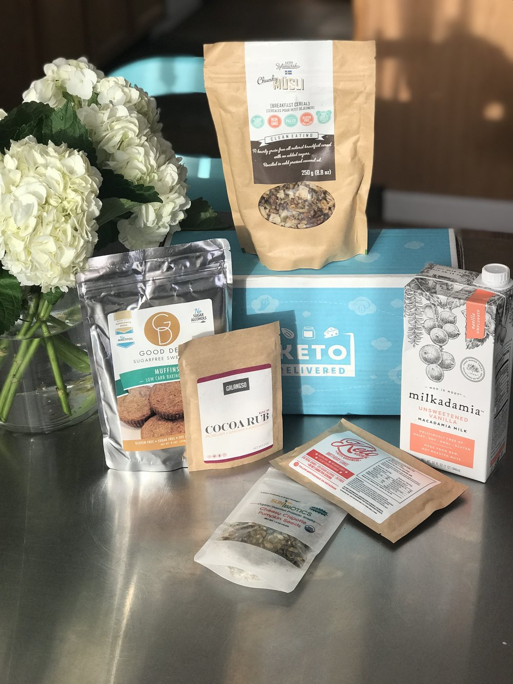 KETO PRODUCT REVIEW: KETO DELIVERED BOX by Jen Fisch via Keto In The City