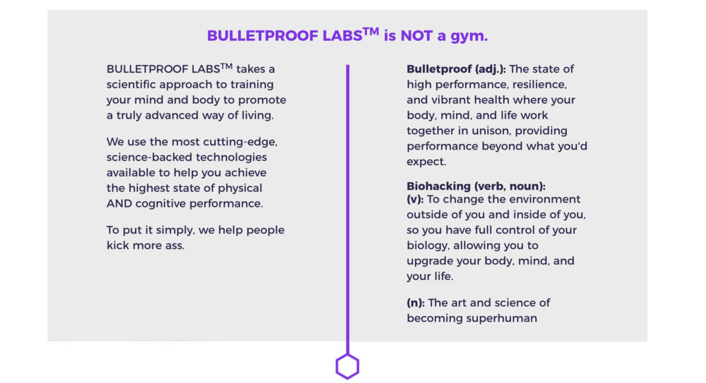 CHECK OUT MY TOUR OF THE BRAND NEW BULLETPROOF LABS! via Keto In The City