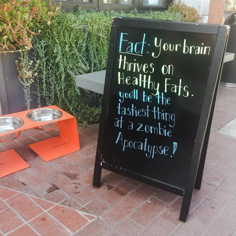 tasty brain- Keto in the city