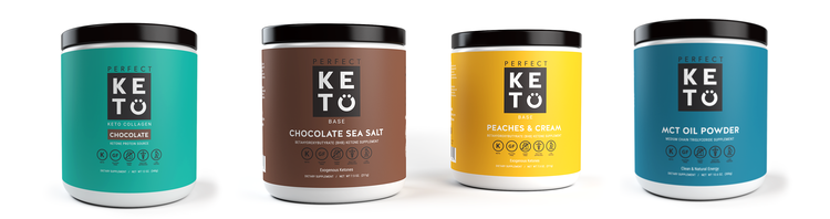 perfect keto banner