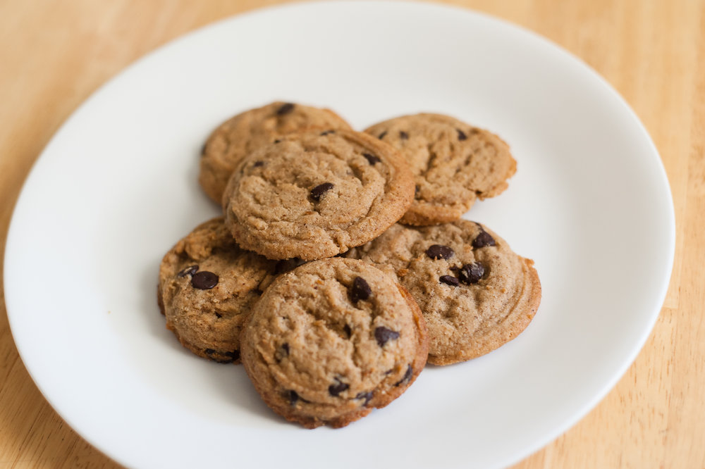 chocolate chip keto