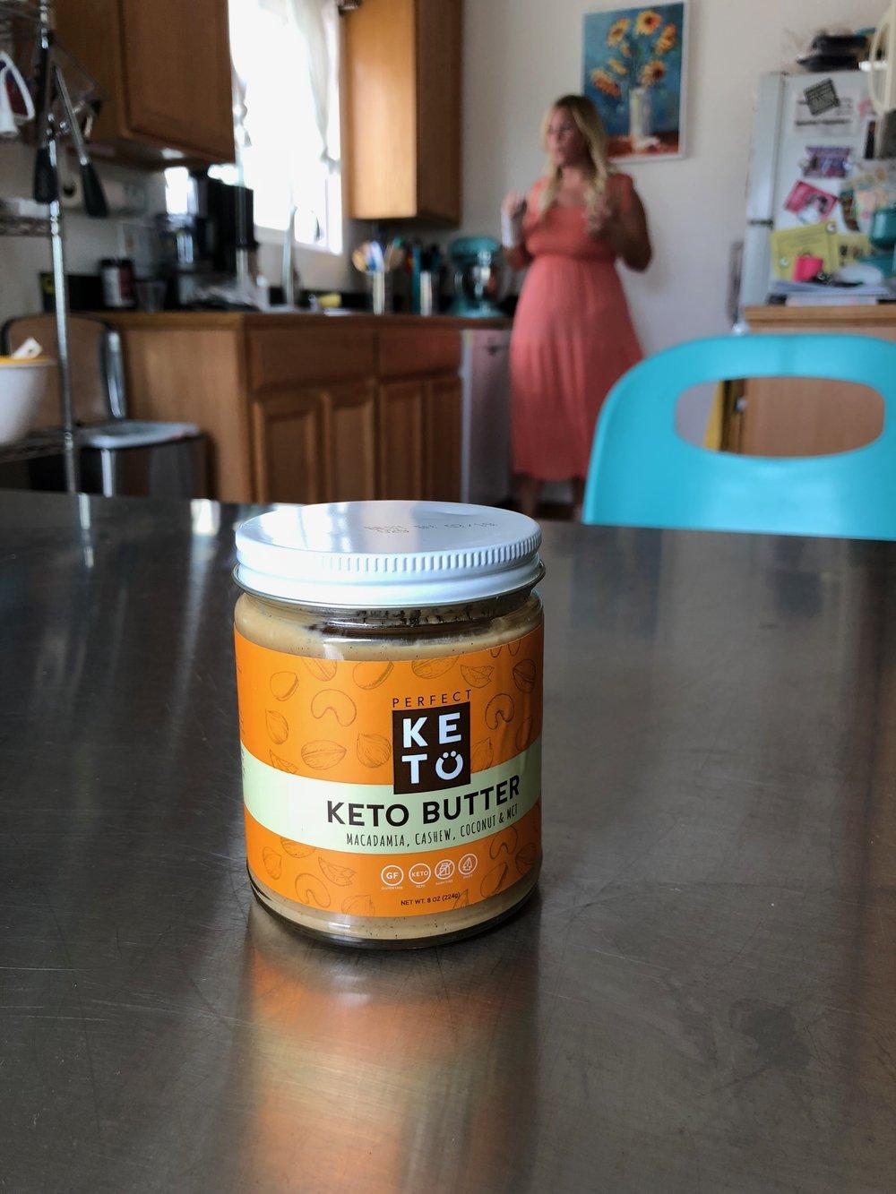 perfect keto nut