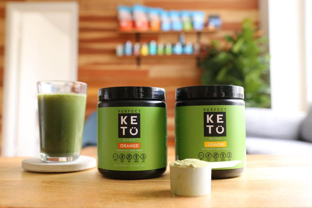 perfect keto keto in the city scoops