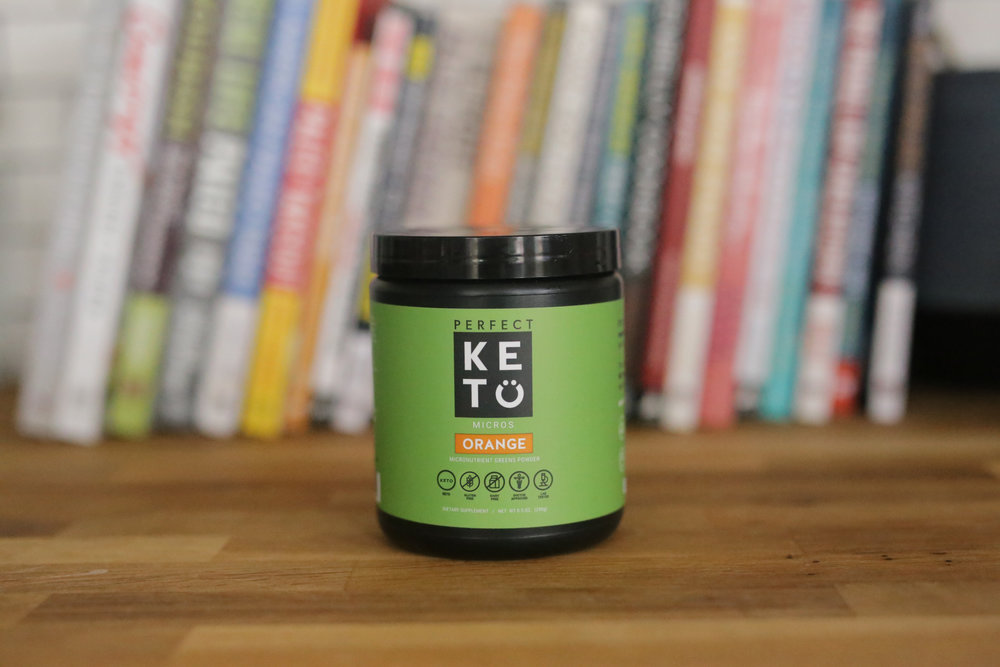 micro greens keto in the city