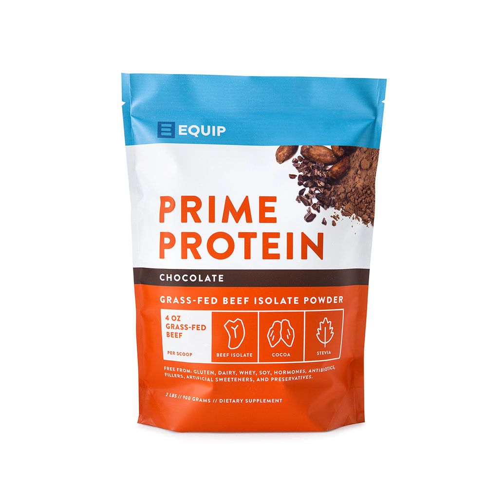 Prime Protein- Keto In the City