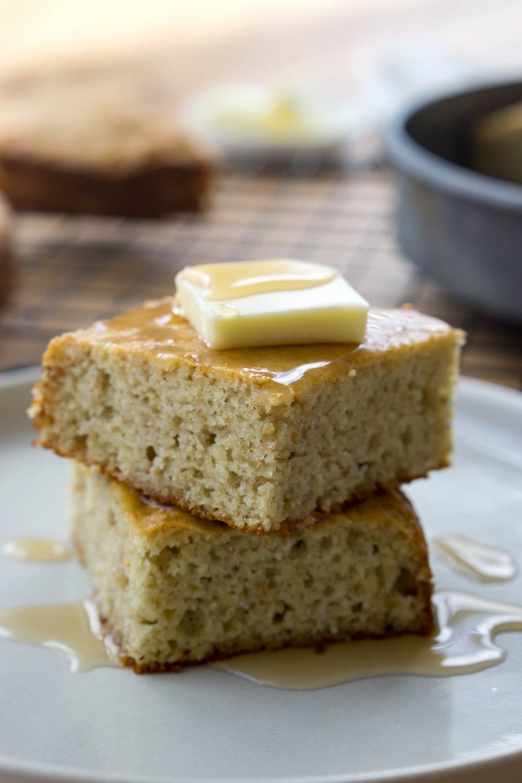 corn bread keto