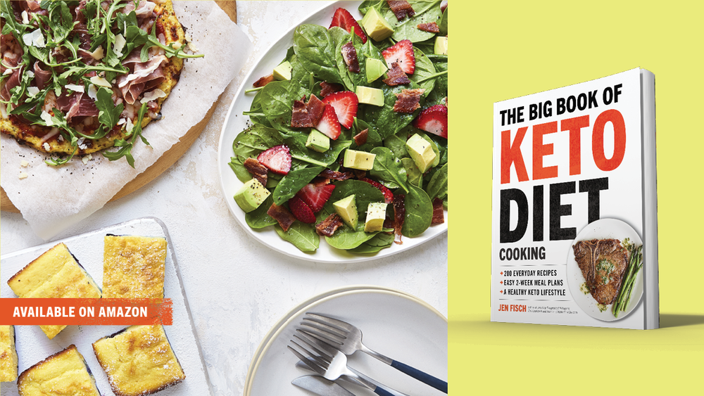 THE BIG BOOK OF KETO