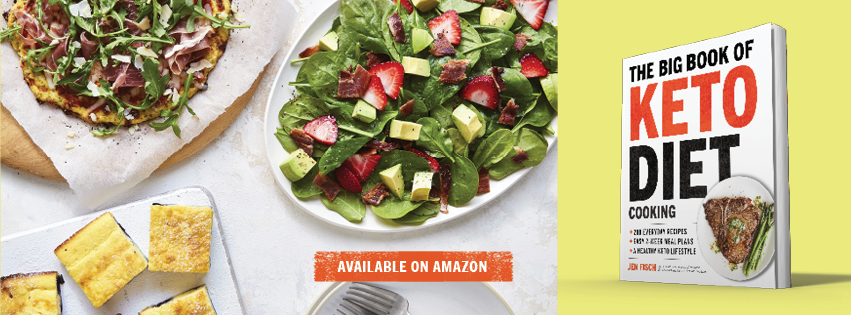 ketosign up newlstter book of keto
