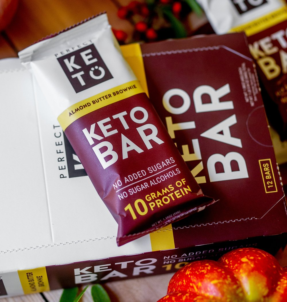 Perfect keto bars keto in the city fancy