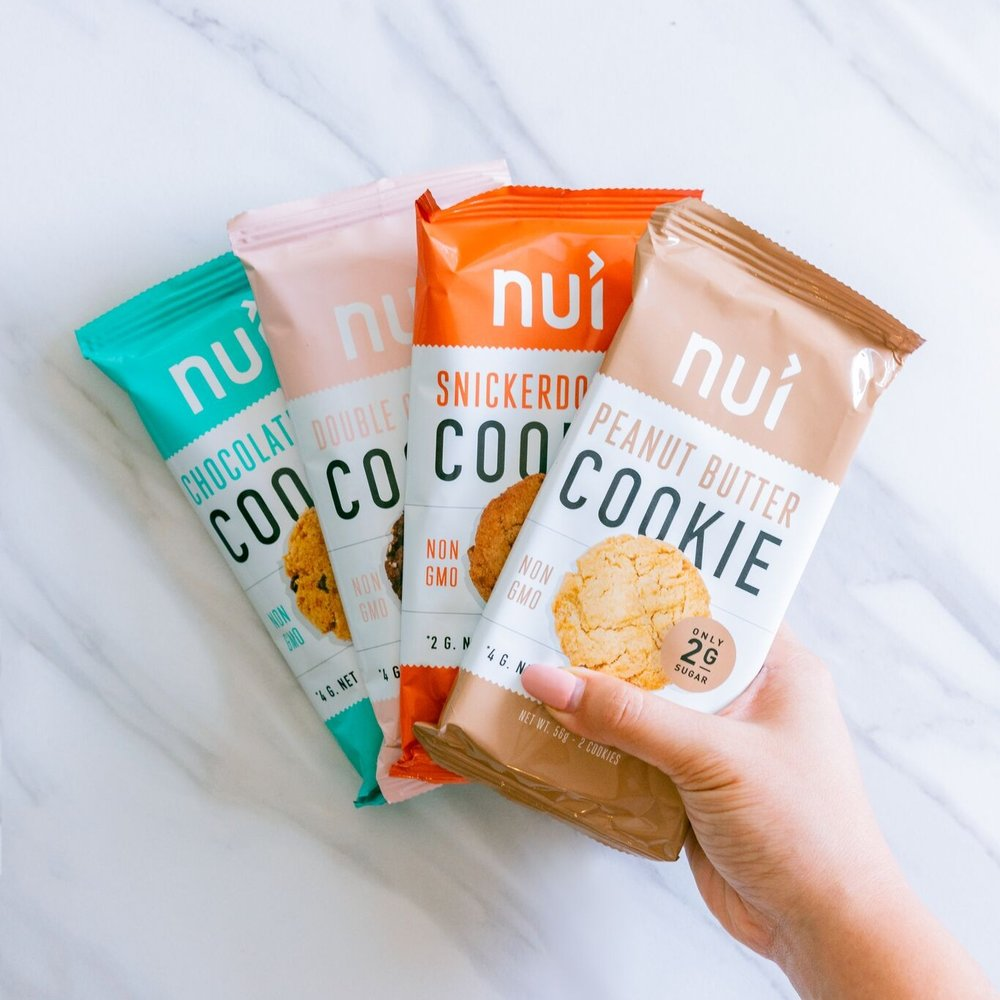 nui keto in the city cookies