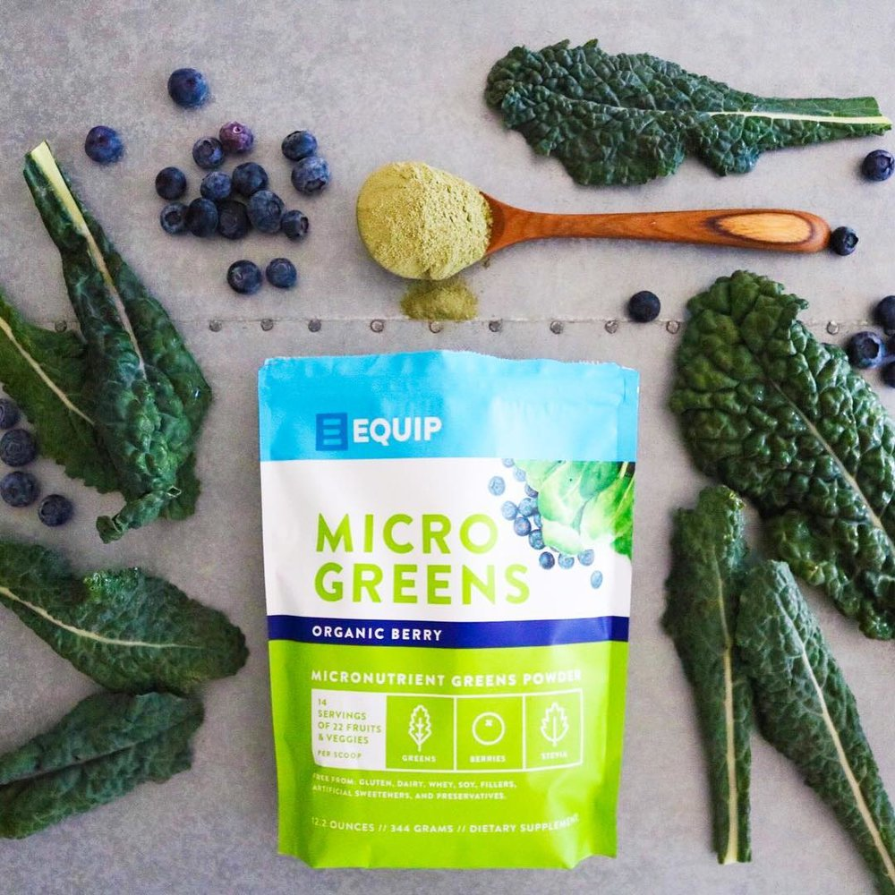 micro greens equip kitc kale