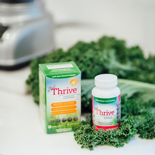just thrive kale