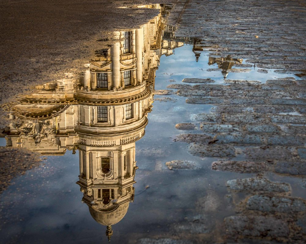 London Reflection