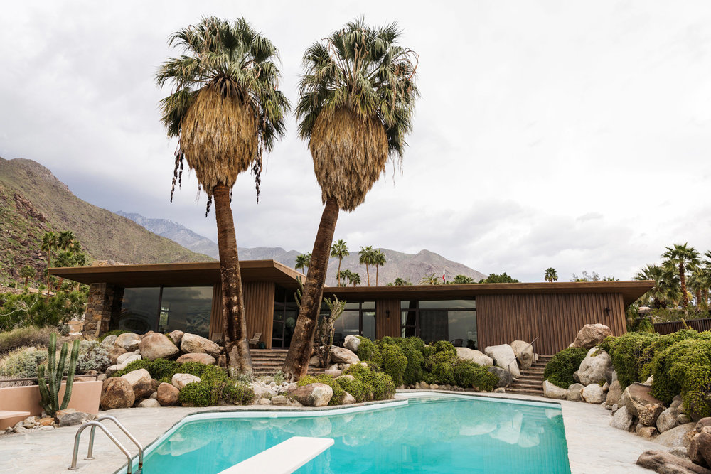 Modernism Week 2017 in The New York Times