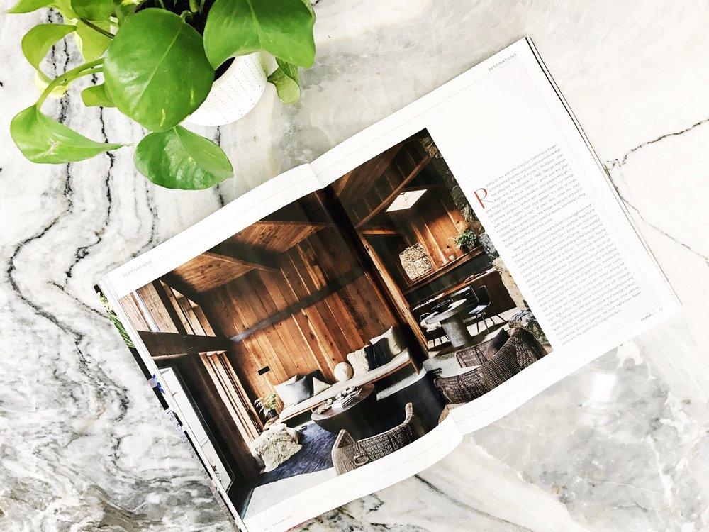 Salt & Bones in Interiors Magazine