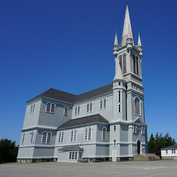 The largest wooden #church #chapel in #northamerica is in #novascotia #canada #travel #tourism #vacation