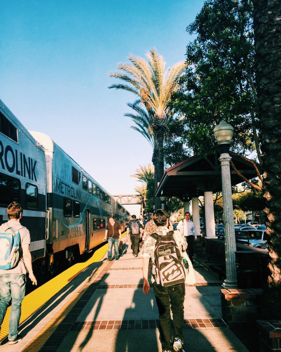 @Metrolink - Los Angeles, CA