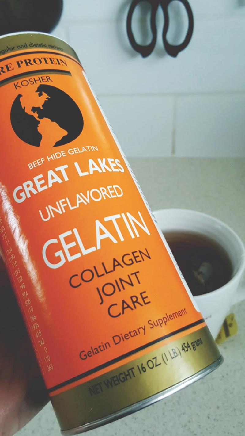 Gelatin - + Gut Health