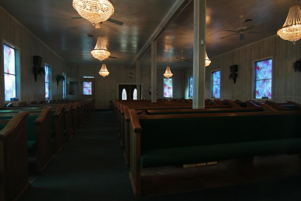 Mt. Calvary Baptist, Eulonia, GA