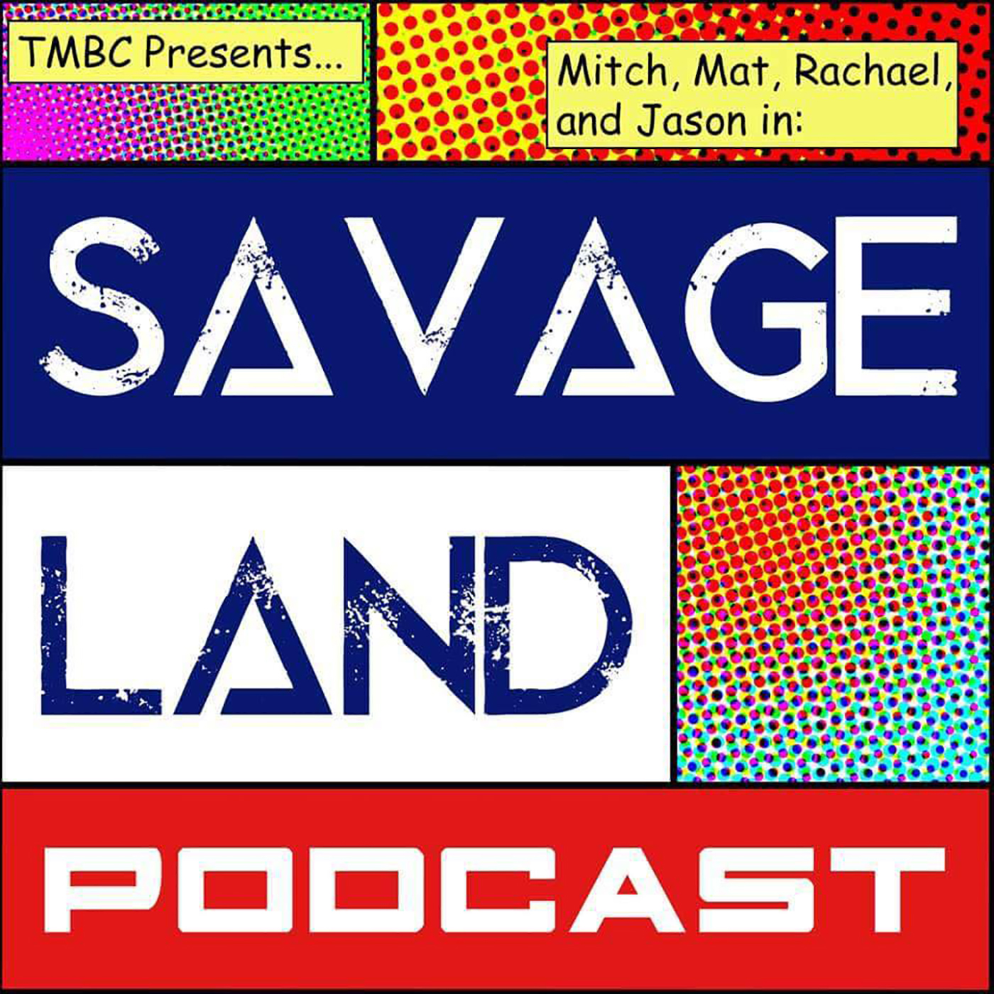The Savage Land Podcast | Comic Books, Movies, TV, and Pop Culture