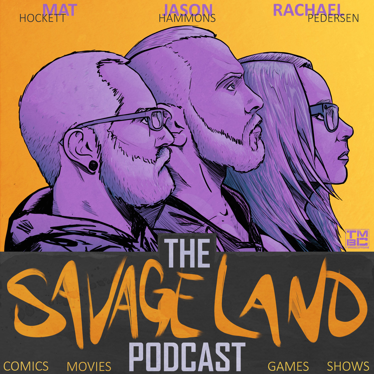 The Savage Land Podcast | Comic Books, Movies, TV and Video Games