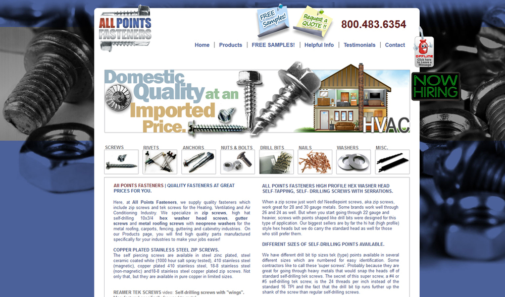 All Points Fasteners