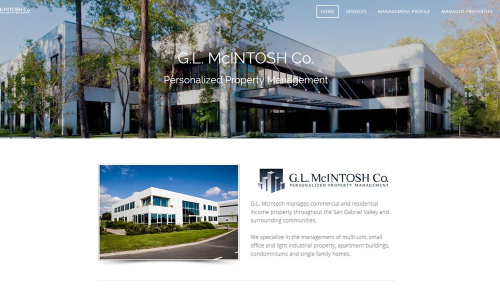 G.L. McIntosh Co. | Personalized Property Management