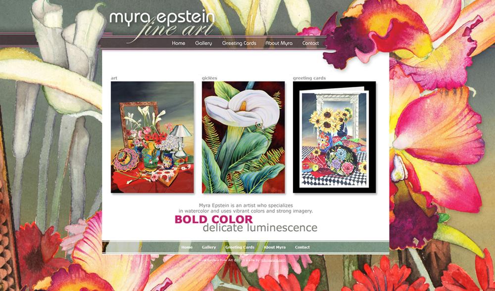 Myra Epstein Fine Art