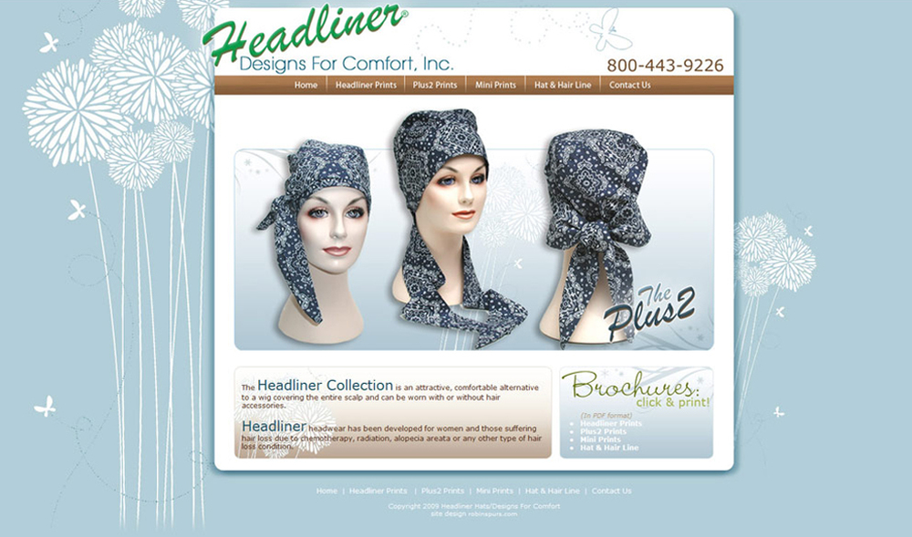 Headliner Hats