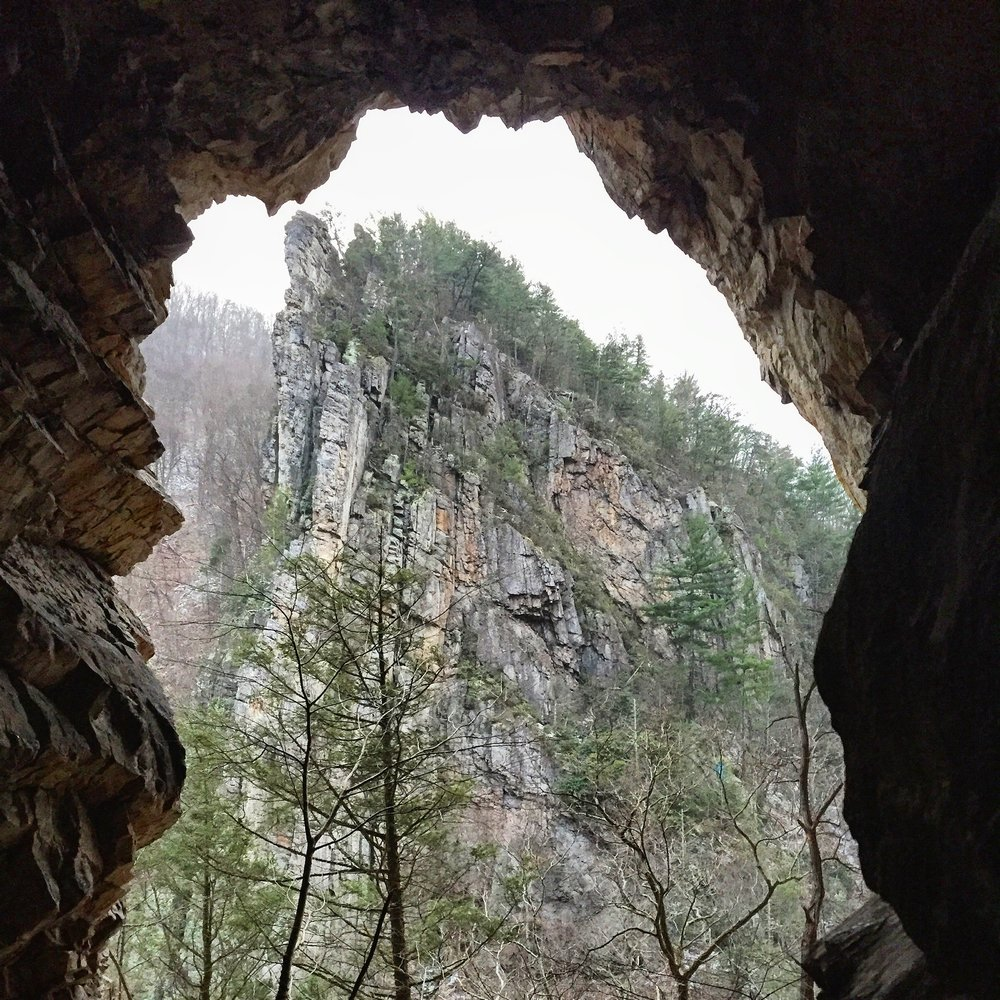 Seneca Rocks, West Virginia