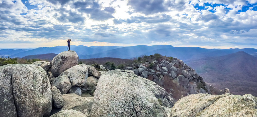 Old Rag, Shenandoah National Park, Virginia