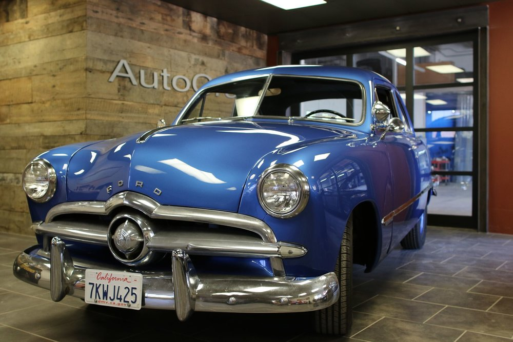 1949 ford coupe autocraft