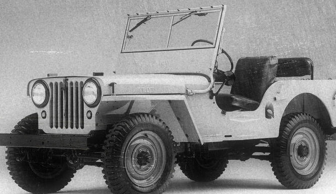 1946 Willys