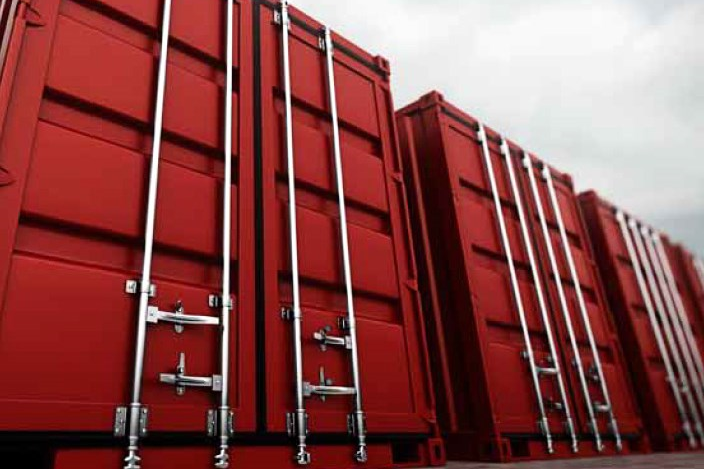 CONTAINER SPECIAL    40' or 20' Storage Container $15 Rental Rate Discount (3 Month Minimum)