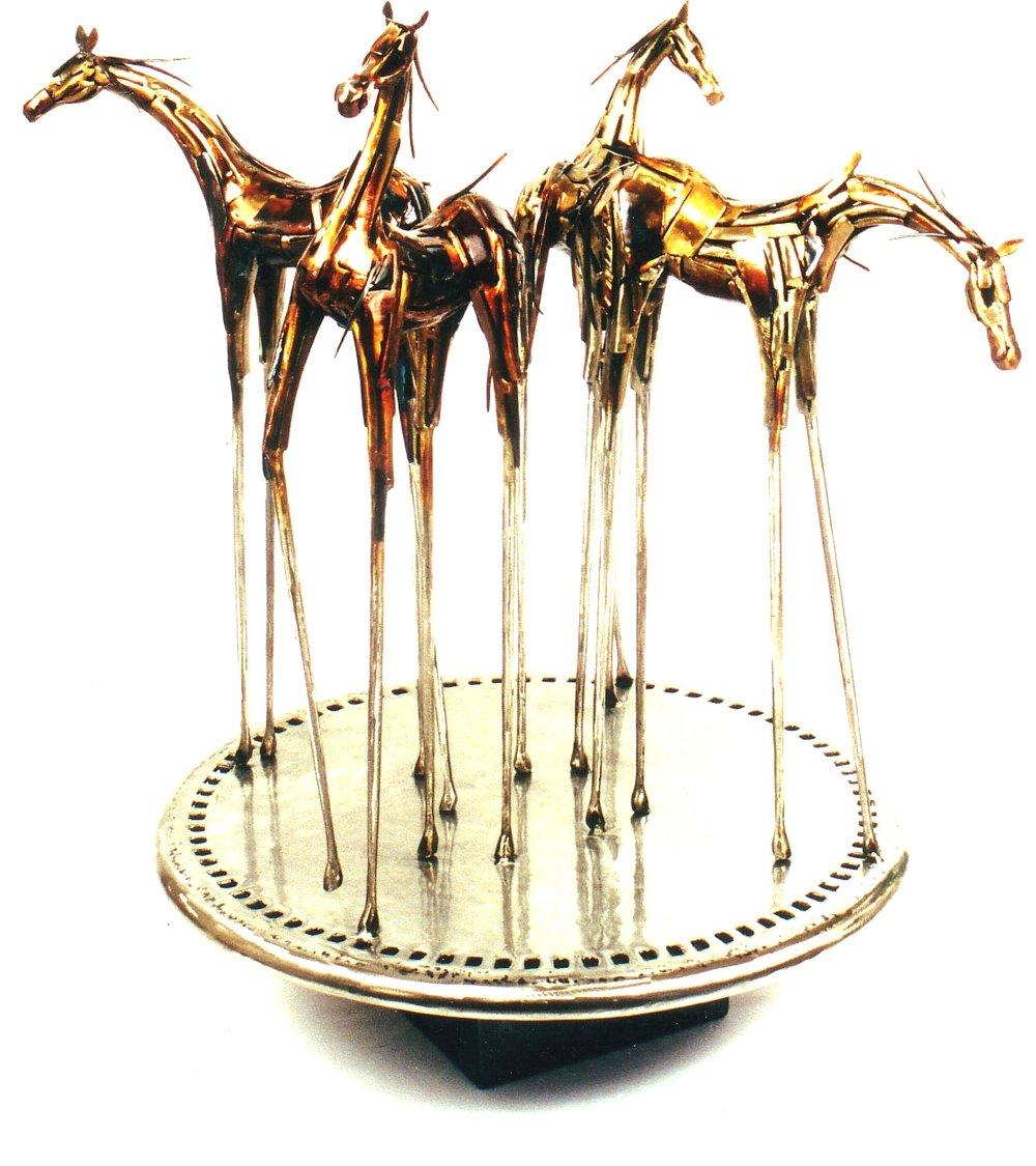 FOUR HORSES OF ELYSIUM (2006)