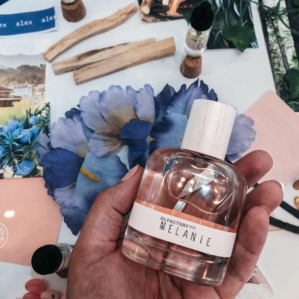 Personalized Fragrance Olfactory Melanie Santos