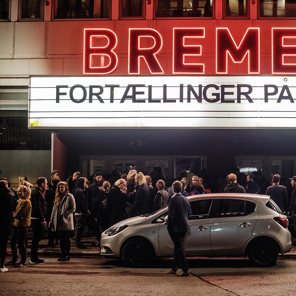 Forvandlende Fortællinger - Bremen Teater - Fortællinger på Flugt