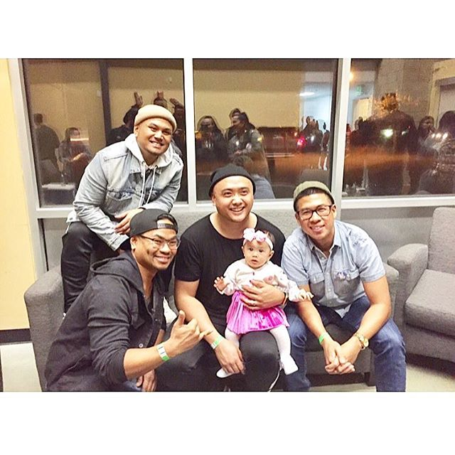 ANAK and our... ANAK • • • #4menandalittlebaby #TheOfficialANAK #ACkaibigan #Titos #fam #love #ourbiggestlilfan #PracticingBadBoys2scenetoperfecrion #Bredren