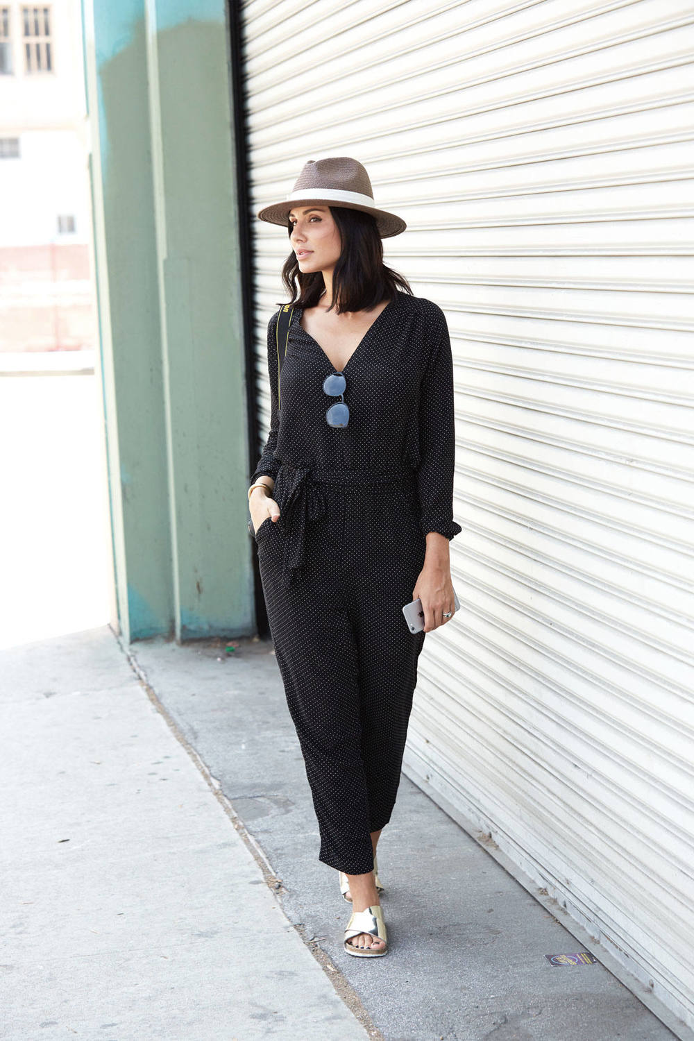 relaxed saturady outfit - the melrose journal