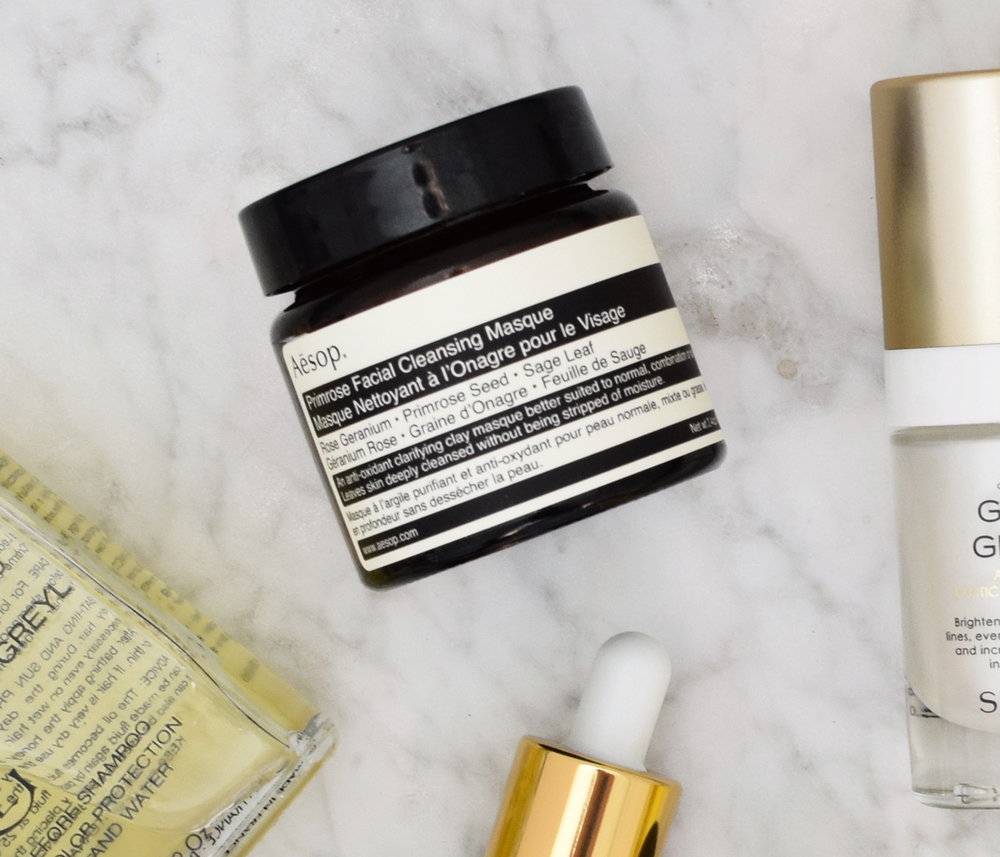 Aesop - Primrose Facial Cleansing Masque // Melrose Journal